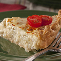 Creamy Onion Pie